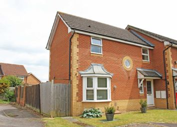 Thumbnail 2 bed semi-detached house for sale in Ray Court, Didcot