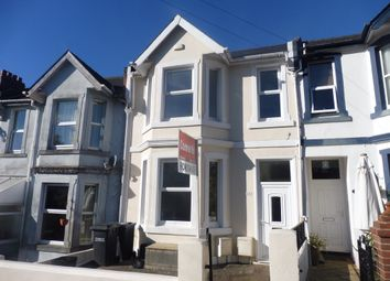 Thumbnail 4 bed terraced house for sale in Studley Road, Torquay