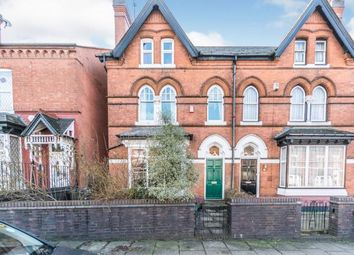 4 bed semi-detached house for sale in Willows Crescent, Balsall Heath, Birmingham, West Midlands B12