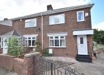Thumbnail 2 bed semi-detached house to rent in Manor Grove, Stoneygate, Houghton Le Spring