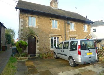 Thumbnail 3 bedroom semi-detached house for sale in London Road, Peterborough, Cambridgeshire.