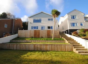 Thumbnail 4 bed detached house for sale in Cairn Road, Ilfracombe, Devon