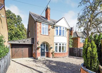 Leicester Road, Markfield LE67. 3 bed detached house for sale
