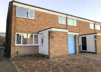 Thumbnail 3 bed semi-detached house to rent in Clapham, Bedford