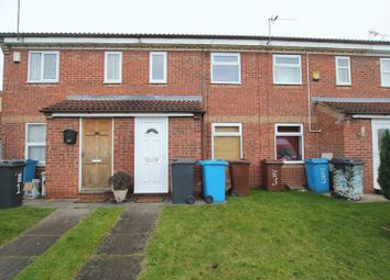 Thumbnail 2 bed terraced house to rent in Hampstead Court, Hull