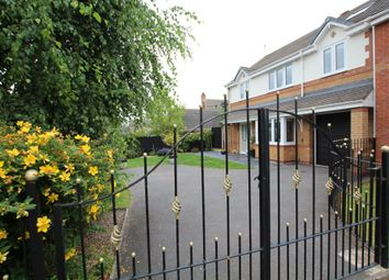 Thumbnail 5 bed detached house for sale in Upton Drive, Maple Park, Nuneaton