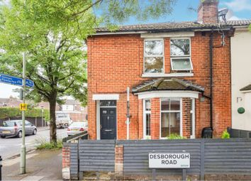 Thumbnail 2 bed flat for sale in Desborough Road, Eastleigh
