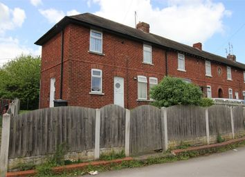 Thumbnail 2 bed end terrace house for sale in Manor Road, Maltby, Rotherham, South Yorkshire