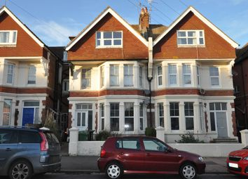 Thumbnail 2 bed flat to rent in Wickham Avenue, Bexhill On Sea