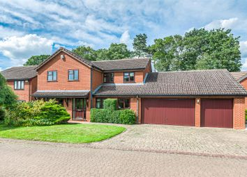 Thumbnail 4 bed detached house for sale in Ashby Park, Daventry