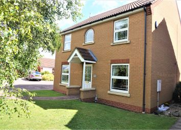 Thumbnail 4 bed detached house for sale in Swales Road, Humberston