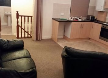 Thumbnail 1 bed flat to rent in Furlong Road, Stoke