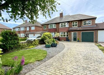 Thumbnail 4 bed semi-detached house for sale in Aughton Lane, Aston, Sheffield