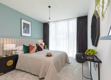 Thumbnail 2 bed flat for sale in Worsley Bridge Road, London