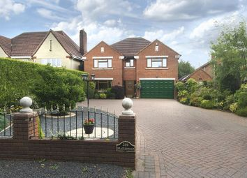 Thumbnail 5 bed detached house for sale in Keepers Lane, Tettenhall, Wolverhampton