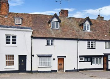 Thumbnail 3 bed terraced house for sale in High Street, Littlebourne, Canterbury, Kent
