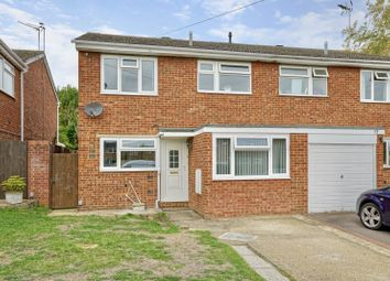 Thumbnail 3 bed semi-detached house for sale in Pettis Road, St. Ives, Cambridgeshire
