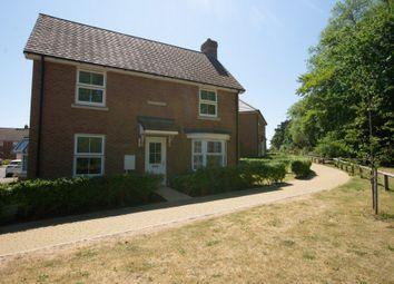 Thumbnail 4 bed detached house for sale in Holm Oak Walk, Sholden