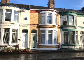 Thumbnail 2 bed terraced house to rent in Alverstone Road, Allerton, Liverpool