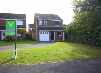 Thumbnail 3 bed detached house for sale in Clowbeck Court, Faverdale, Darlington