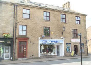 Thumbnail 2 bed flat to rent in Bridge Street, Ramsbottom, Bury