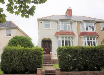 Thumbnail 3 bed semi-detached house for sale in Cefn Coed Crescent, Cockett