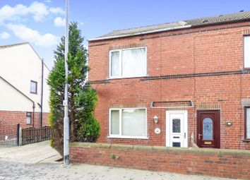 Thumbnail 2 bed semi-detached house for sale in Womersley Road, Knottingley