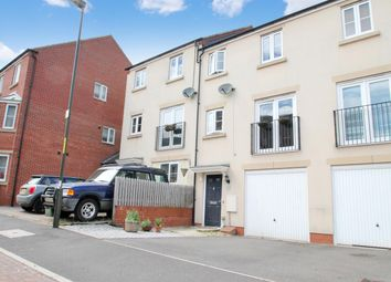 Thumbnail 3 bed terraced house for sale in Dixon Close, Redditch