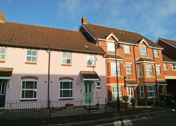 Thumbnail 3 bed terraced house for sale in Needhams Patch, Cotford St. Luke, Taunton
