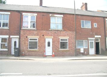 Thumbnail 1 bed flat to rent in Lower Somercotes, Somercotes, Alfreton