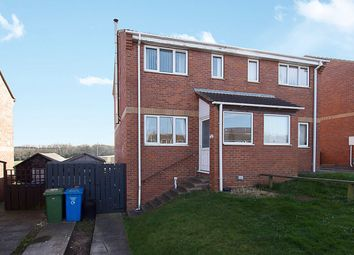2 bed semi-detached house for sale in St Peter's Court, Whitby, Yorkshire, North Riding YO22