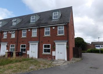 Thumbnail 3 bedroom end terrace house for sale in Littlebrooke Close, Bolton, Greater Manchester