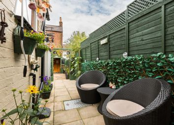Thumbnail 2 bed terraced house for sale in Cornhill Street, Leek