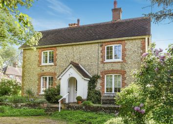 Thumbnail 4 bedroom detached house for sale in Church Street, Ropley, Alresford, Hampshire