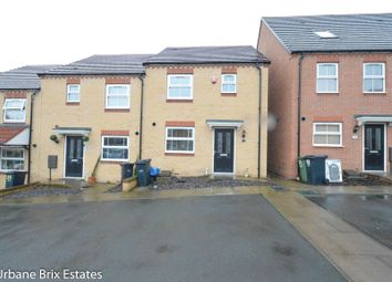 Thumbnail 3 bedroom terraced house for sale in Wellspring Gardens, Dudley