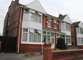 Thumbnail 4 bed semi-detached house for sale in Northmoor Road, Longsight, Manchester