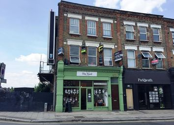Thumbnail 2 bed flat for sale in Flat A, 52 Chamberlayne Road, London