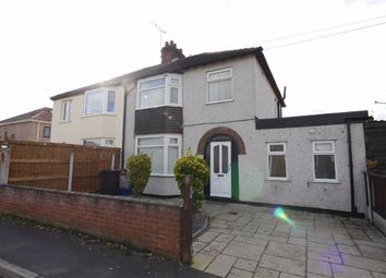 Thumbnail 3 bed semi-detached house to rent in Gloucester Avenue, Deeside, Flintshire