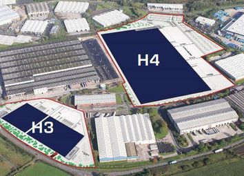 Thumbnail Light industrial to let in & H4, Heywood Distribution Park, Heywood, Manchester, Greater Manchester