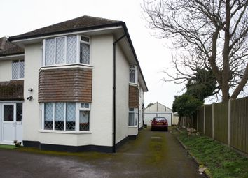 Thumbnail 3 bed flat for sale in Lyndhurst Road, Highcliffe, Christchurch