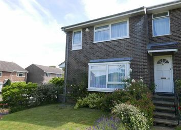 Thumbnail 3 bed semi-detached house for sale in Old Malling Way, Lewes, East Sussex