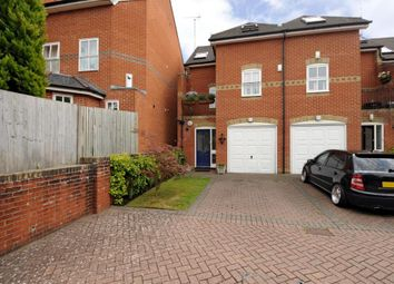 Thumbnail 3 bed town house for sale in Ascot, Berkshire