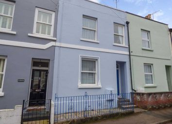 Thumbnail 3 bed terraced house for sale in Great Western Terrace, Cheltenham