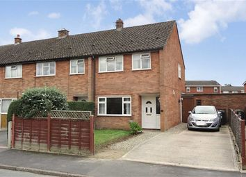 Thumbnail 3 bed end terrace house for sale in 48, Hammonds Place, Gobowen, Oswestry, Shropshire