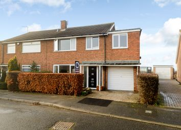 Thumbnail 4 bed semi-detached house for sale in Arrathorne Road, Stockton-On-Tees