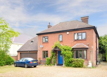 Thumbnail 4 bed detached house for sale in Bromham Road, Biddenham, Bedford