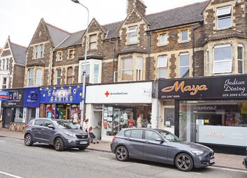 Thumbnail 3 bed duplex for sale in Albany Road, Roath, Cardiff