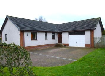Thumbnail 3 bed detached bungalow for sale in Valleyfield Park, Terregles, Dumfries