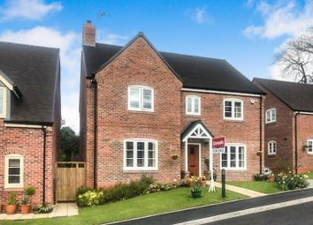 Thumbnail 4 bed detached house for sale in Ivy Close, Abbots Bromley, Rugeley