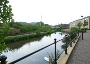 Thumbnail 2 bed flat to rent in Navigation Quay, Britannia Wharf, Bingley